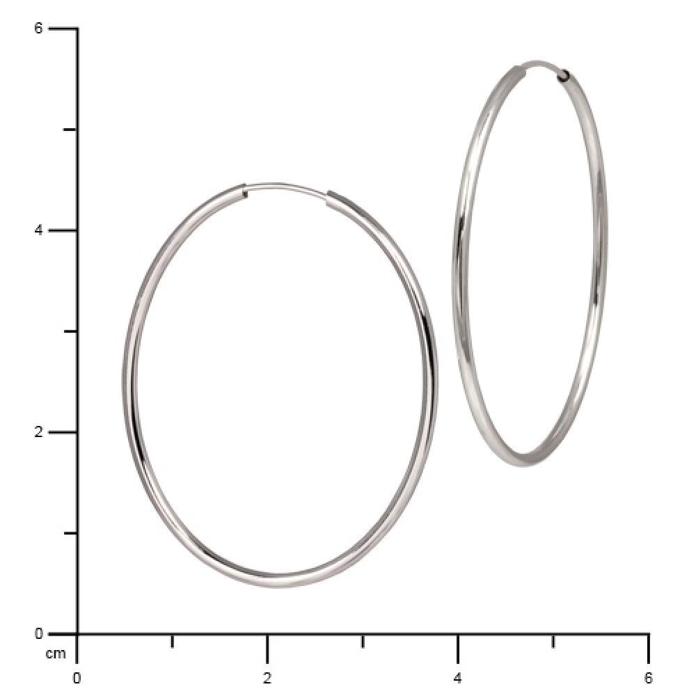 Silberdream boucles d 39 oreilles boucles d 39 oreilles cr ole for Fenetre ovale oreille