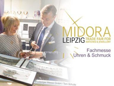 20 Jahre Midora – Fachmesse für Uhren und Schmuck