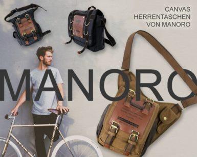 Manoro Taschen von Imppac