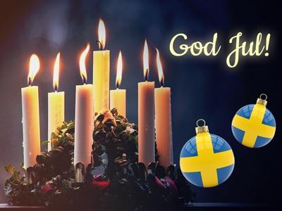 In Skandinavien feiert man das Julfest
