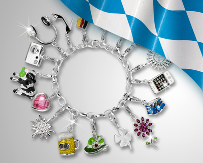 Wiesn Schmuck Charms