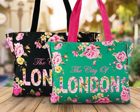 Farbenfrohe Handtaschen von Robin Ruth
