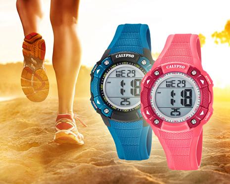 Sport- und Outdoor Uhren von Calypso