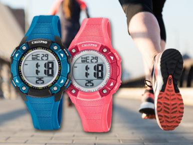 Bleiben Sie fit mit den aktuellen Sport- und Outdoor-Uhren