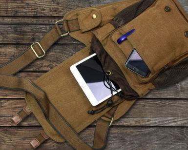 Manoro Taschen für Herren