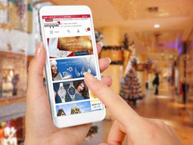 Mobil Online Shoppen