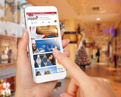 Online Shoppen jetzt auf Handy oder Tablet