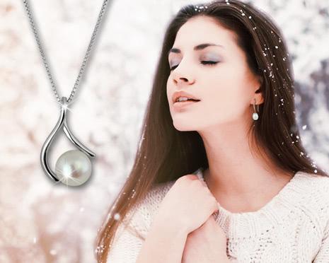 Klassisch-moderner Perlenschmuck als perfekte Geschenkidee