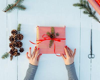 Kreative Ideen zum Geschenke verpacken