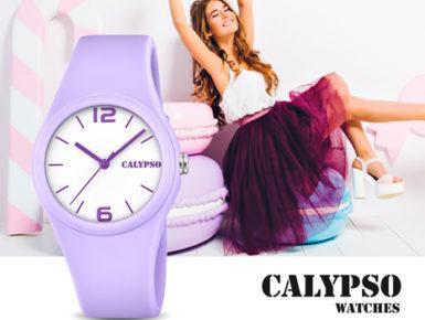 Damen- und Kinderuhren: mit Calypso eine süße Zeit erleben