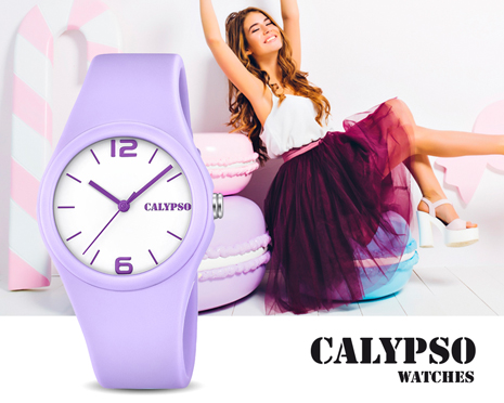 Modische Damenuhren von Calypso in den aktuellsten Farben