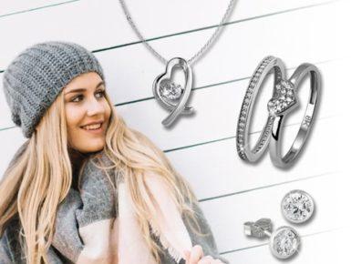 Glamouröse Geschenkidee: Glitzerschmuck für Damen