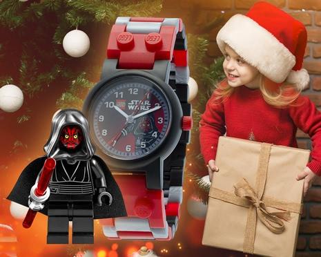 Kinderuhren von Lego - das perfekte Weihnachtsgeschenk