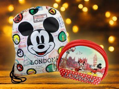 Weihnachten mit Mickey und Minnie Mouse: Taschen von Robin Ruth