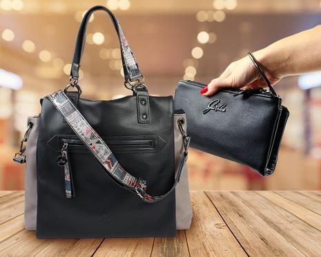 Glüxklee - Handtaschen und Portemonnaies für Damen