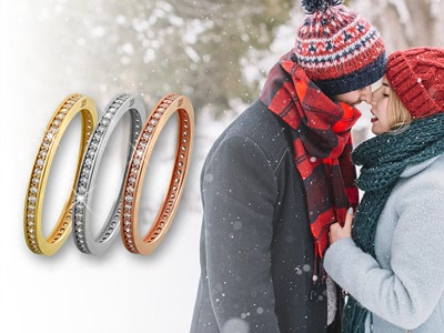 Ringe - ein Symbol für Verbundenheit und ewige Liebe