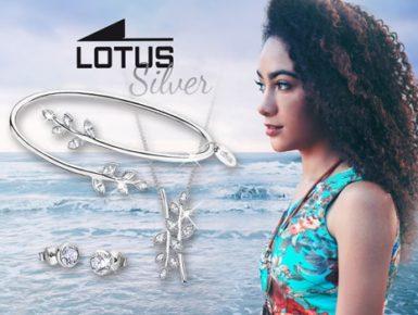 Lotus Silver – die neue Trendmarke für Damenschmuck