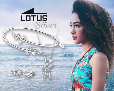 Lotus Silver - der neue Trendschmuck für Damen