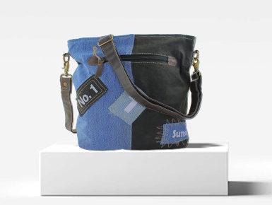 Upcycling mit den trendigen Taschen der Marke Sunsa
